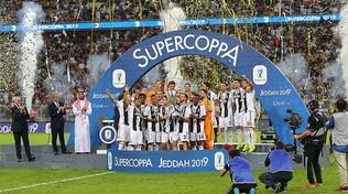 Supercoppa Italiana, si studia il format a quattro squadre
