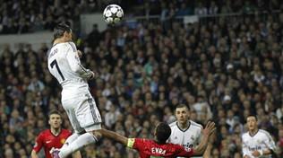 Quando Ronaldo va in volo: i gol più spettacolari