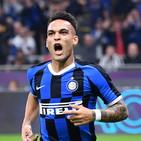 """Lautaro Martinez: """"Ho scelto io l'Inter, ho svoltato grazie a una frase di Conte"""""""