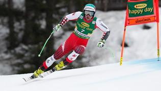 SuperG: Kriechmayr vince sulla Saslong, Paris sfortunato e quinto