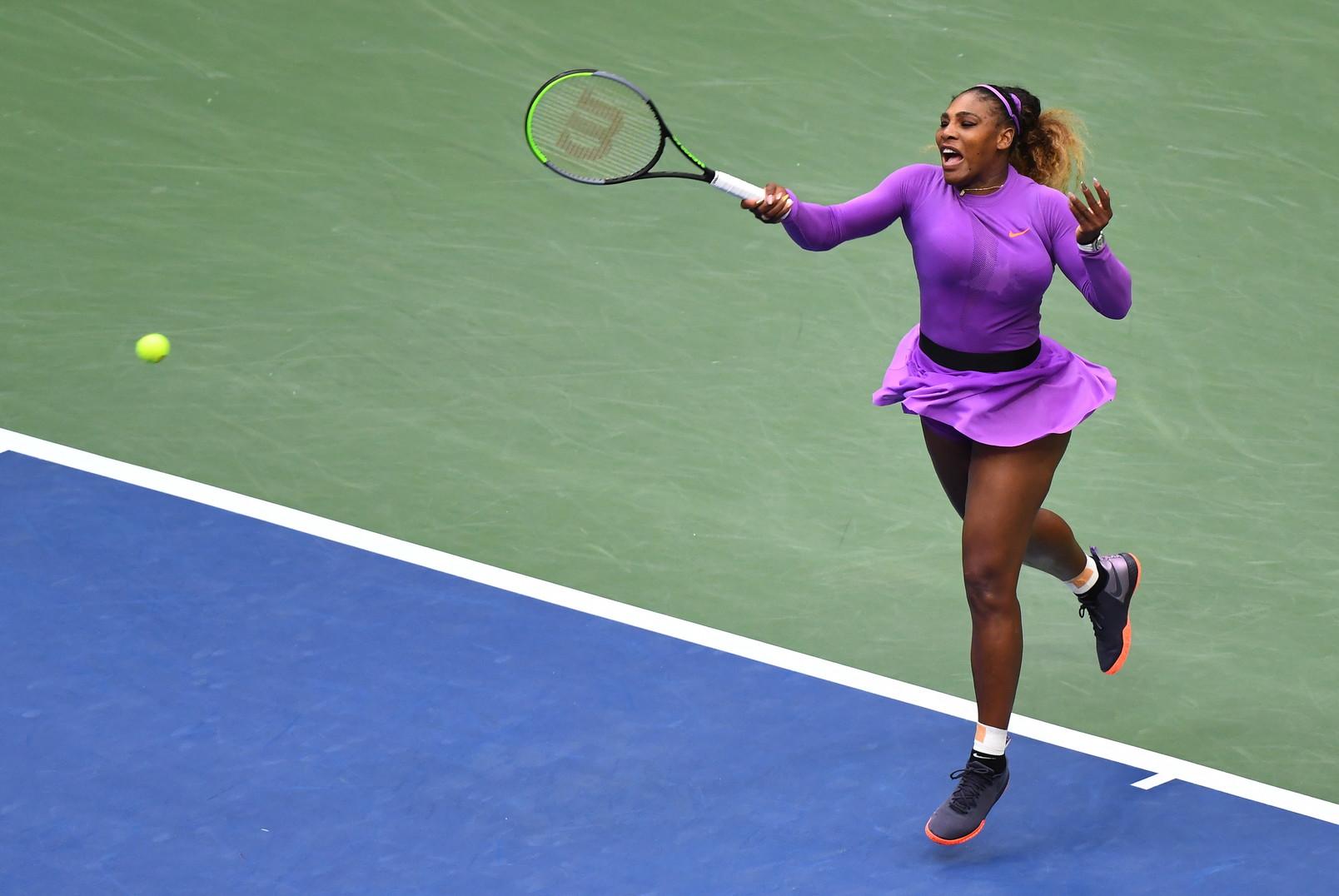 2) Serena Williams (tennis)