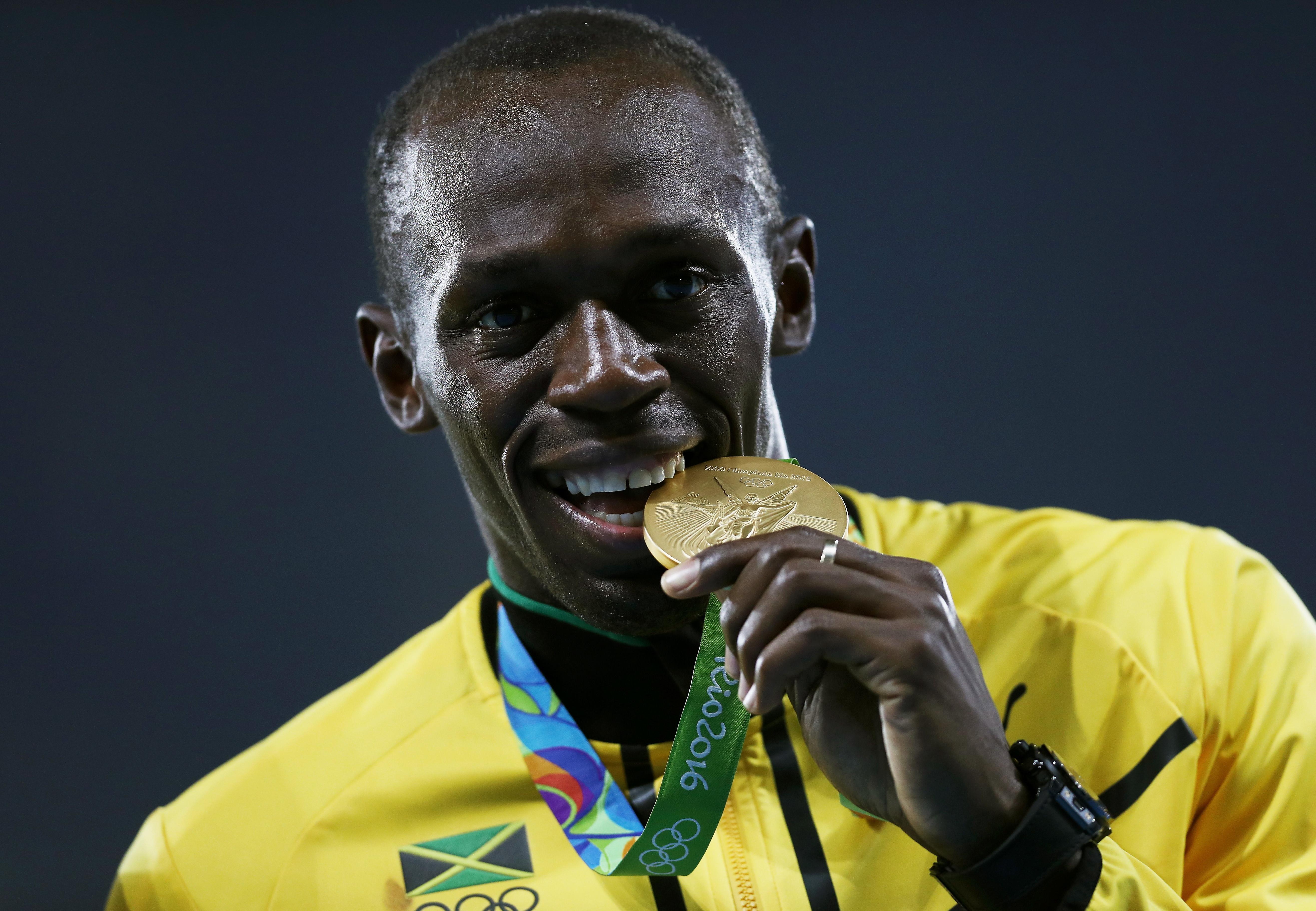 5) Usain Bolt (atletica)