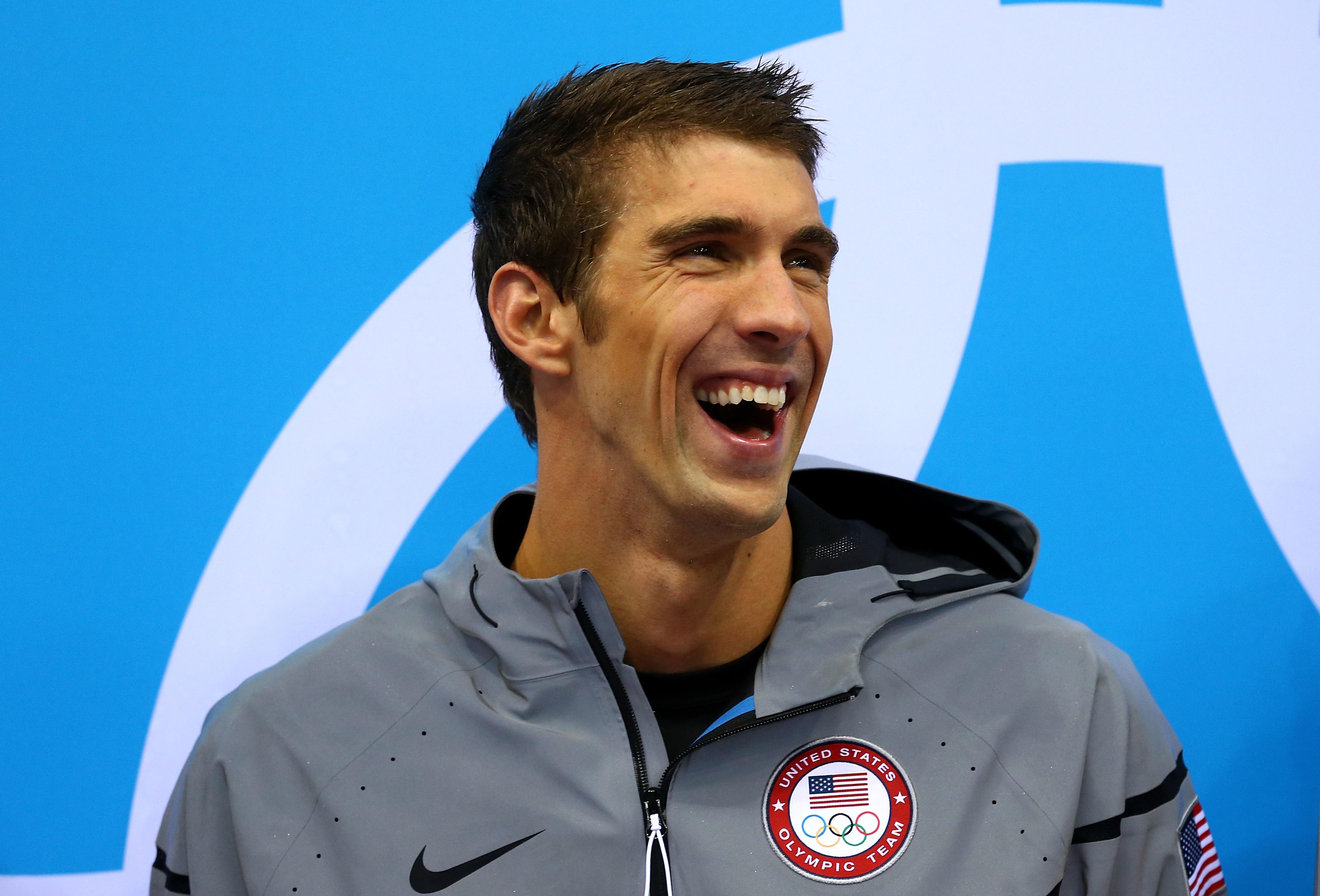 9) Michael Phelps (nuoto)