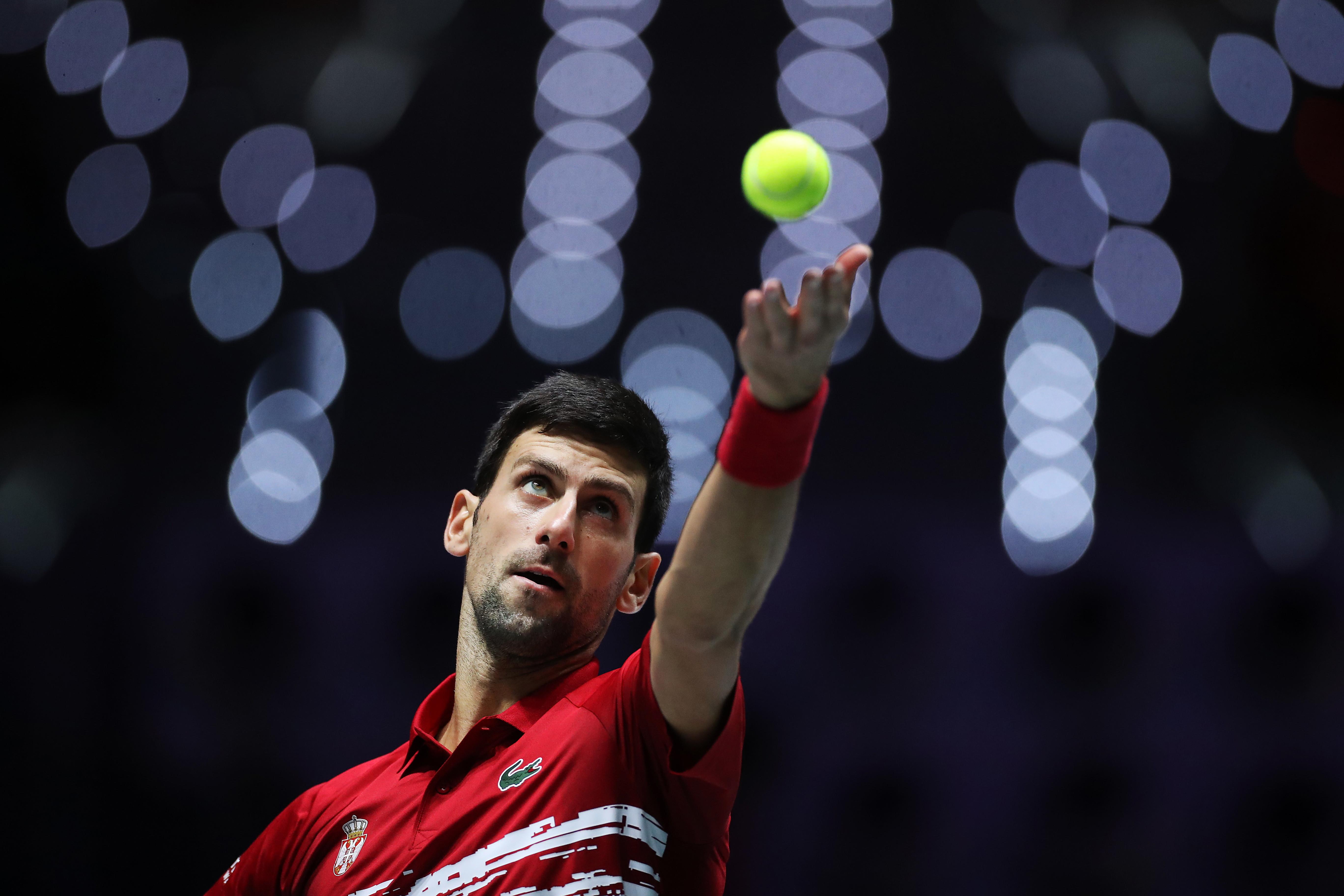 10) Novak Djokovic (tennis)