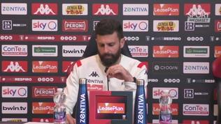Genoa, Motta: 'Inter in emergenza? Siamo tutti in emergenza...'