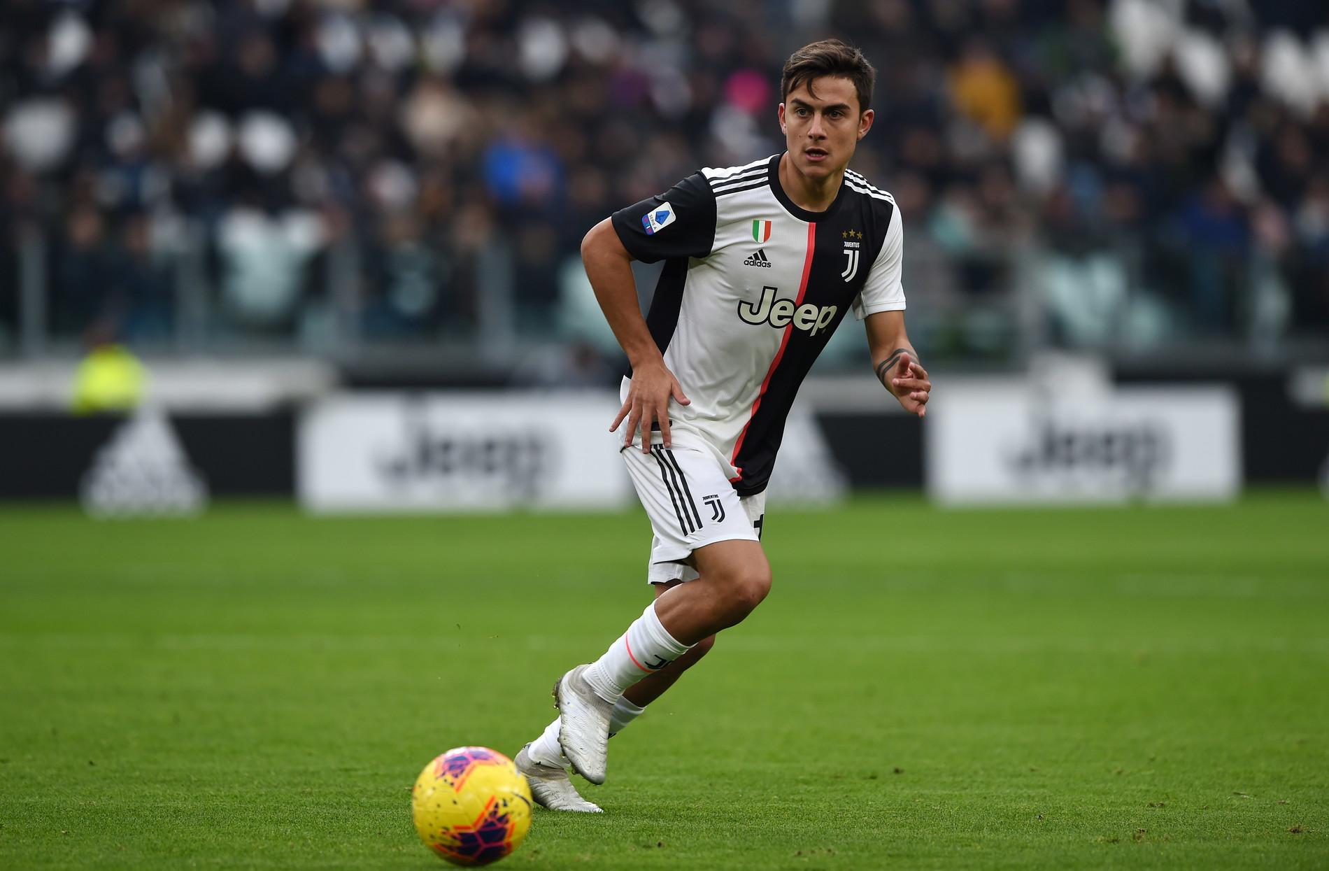 42) Paulo Dybala (Juventus)