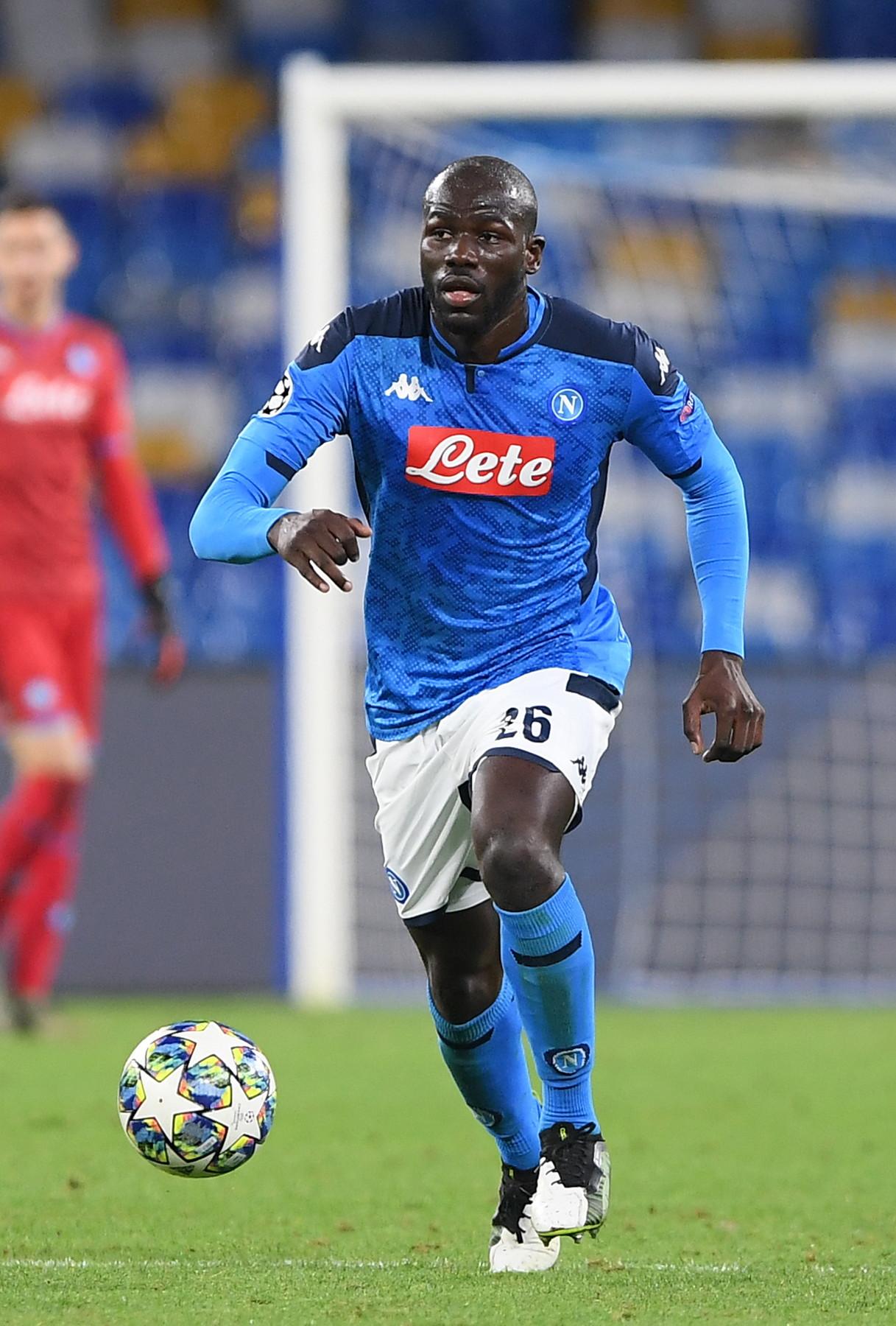 30) Kalidou Koulibaly (Napoli)