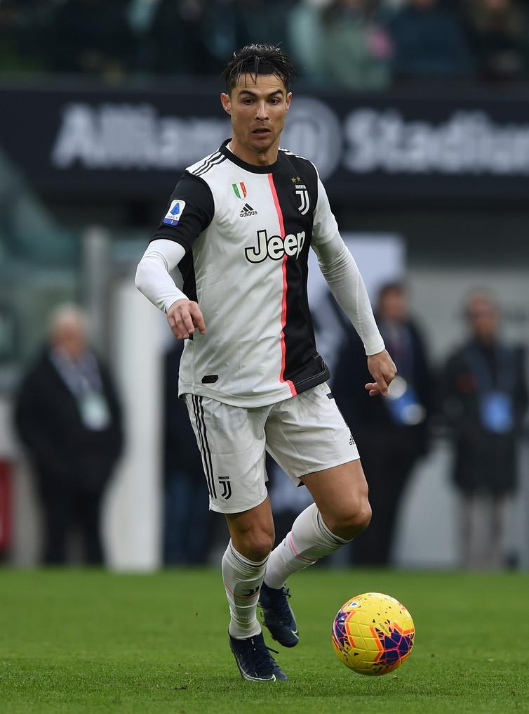 4) Cristiano Ronaldo (Juventus)