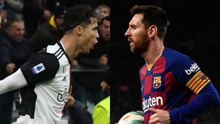 Messi batte ancora Van Dijk, CR7 giù dal podio: la classifica