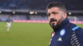 """Napoli, Gattuso: """"Non dobbiamo avere paura, torniamo a divertirci"""""""