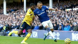Tris City al Leicester, l'Everton pareggia sotto gli occhi di Ancelotti