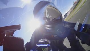 Con Hamilton in sella alla Yamaha