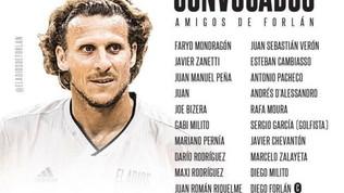Inter, Uruguay e tanta Serie A: parata di stelle per l'addio diForlan