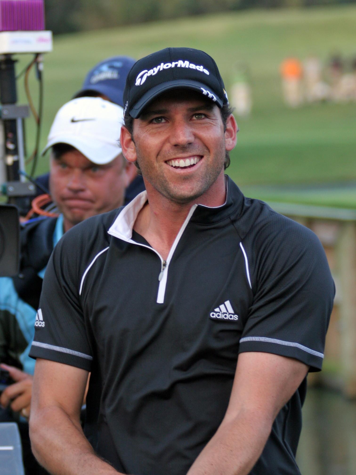 Sergio Garcia (golfista)