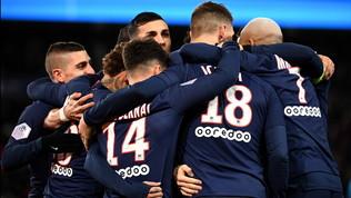 Doppio Mbappé, Neymar e Icardi: il Psg travolge l'Amiens