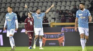 Torino-Spal: le foto del match
