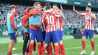 Liga: traverse e Athletic fermano il Real Madrid, Barcellona in testa da solo