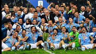 Luis Alberto,Lulice Cataldi affondano la Juve, la Supercoppa è della Lazio
