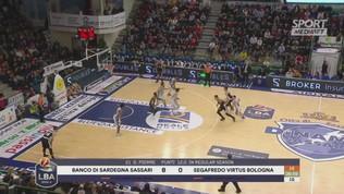 Basket: cade ancora la Virtus, Milano batte Trento