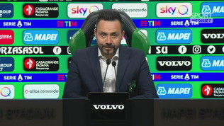 "Sassuolo, De Zerbi: ""Oggi devono girarci le palle"""""""""""""""""""