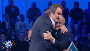 Tiki Taka: crisi Milan, Pardo abbraccia Pellegatti