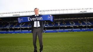 """Ancelotti: """"Ecco dove voglio portare l'Everton"""""""