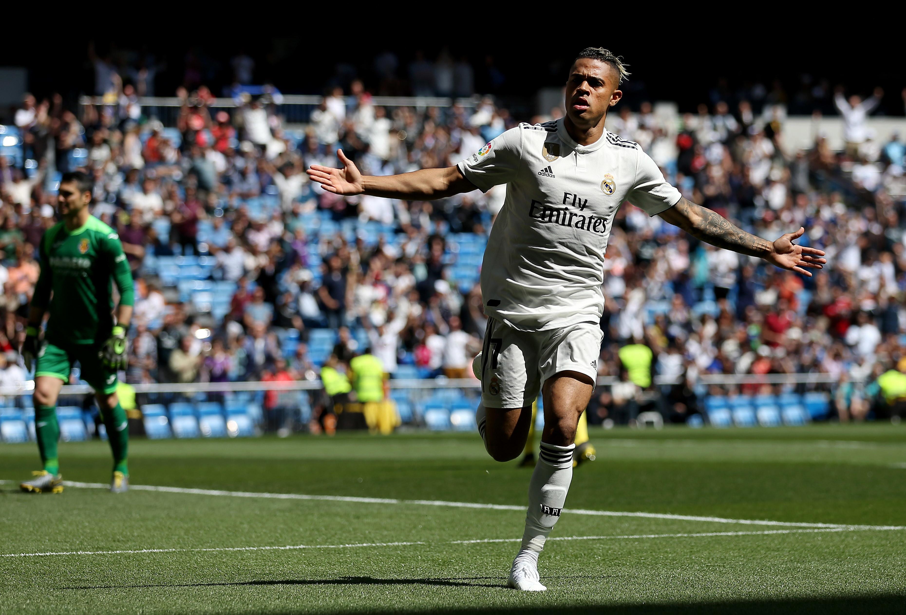 Mariano Diaz (Real Madrid): ai margini in Spagna, può essere il vice Dzeko della Roma