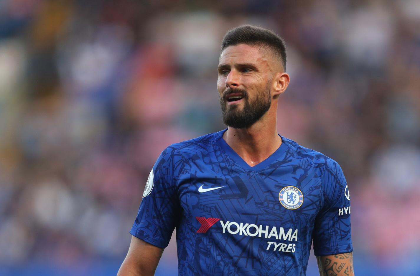 Giroud (Chelsea): è lui l'attaccante scelto dai nerazzurri come vice Lukaku