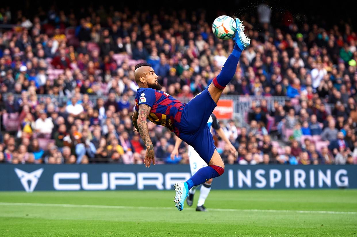 Vidal (Barcellona): il principale obiettivo dell'Inter di Conte rinforzare il centrocampo