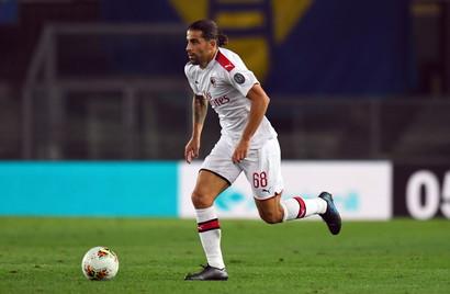 Rodriguez (Milan): con Pioli non gioca e potrebbe essere ceduto per fare cassa