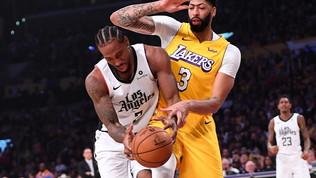 Il derby natalizio di L.A. è dei Clippers