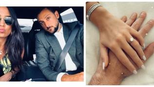 """She said yes"", Belinelli annuncia le nozze con Martina"