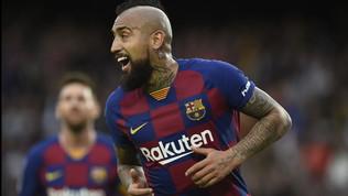 Inter, parte l'assalto a Vidal: differenza di 8 milioni