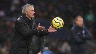 """Mourinho torna su Calciopoli: """"C'è chi partì da -5, io sono partito da -12"""""""
