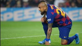 Vidal denuncia il Barça: il cileno chiede 2,4 milioni di premi