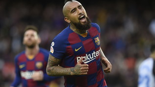 """Vidal, guerra al Barça e accordo con l'Inter: """"Ingiusto non mi riconoscano i bonus"""""""