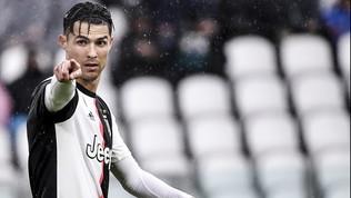 """CR7: """"Amo tutto della Juve, gioco ancora un po'"""""""