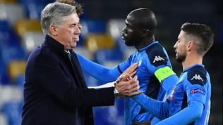 Napoli, Ancelotti ti porta via Mertens: c'è la clausola