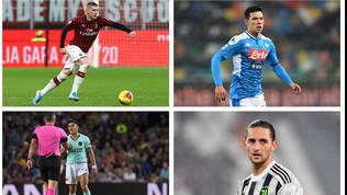 Serie A, i flop del mercato estivo