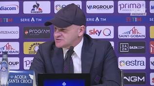 """Iachini: """"Fiorentina la mia seconda casa"""""""