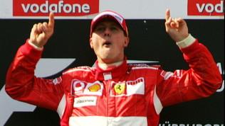 Schumacher continua a combattere; sei anni dall'incidente sugli sci