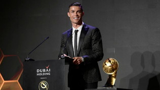 CR7 batte Messi e Van Dijk, Liverpool miglior club del mondo