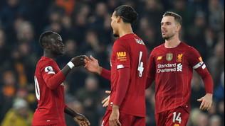 Il Liverpool fa 18 su 19 e vola via | Disastro Arsenal, festaChelsea| Cityok