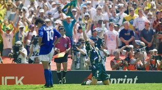 Usa 94', la finale Brasile-Italia