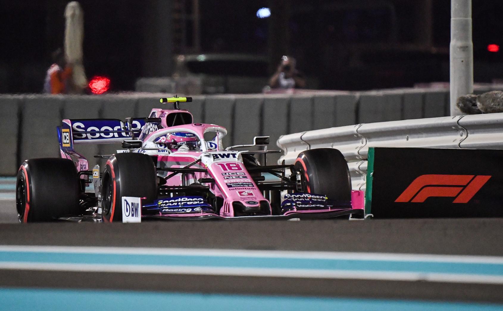 8) Racing Point (130 milioni di dollari di valore; 104 milioni di dollari di ricavo)