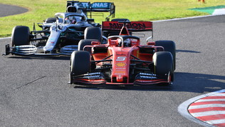 Ferrari, non ti batte nessuno: la Mercedes insegue