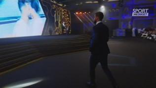 Globe Soccer Awards, premio alla carriera per Pjanic