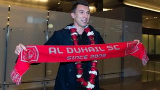Mandzukic a Doha:inizia l'avventura con l'Al-Duhail
