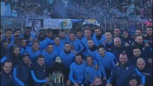 Lazio, entusiasmo a Formello: più di 10.000 per la Supercoppa