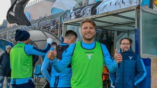 Entusiasmo Lazio: in 12mila a Formello